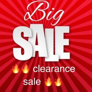 Other - July Clearance Sale 🔥🔥 bundle for free ship